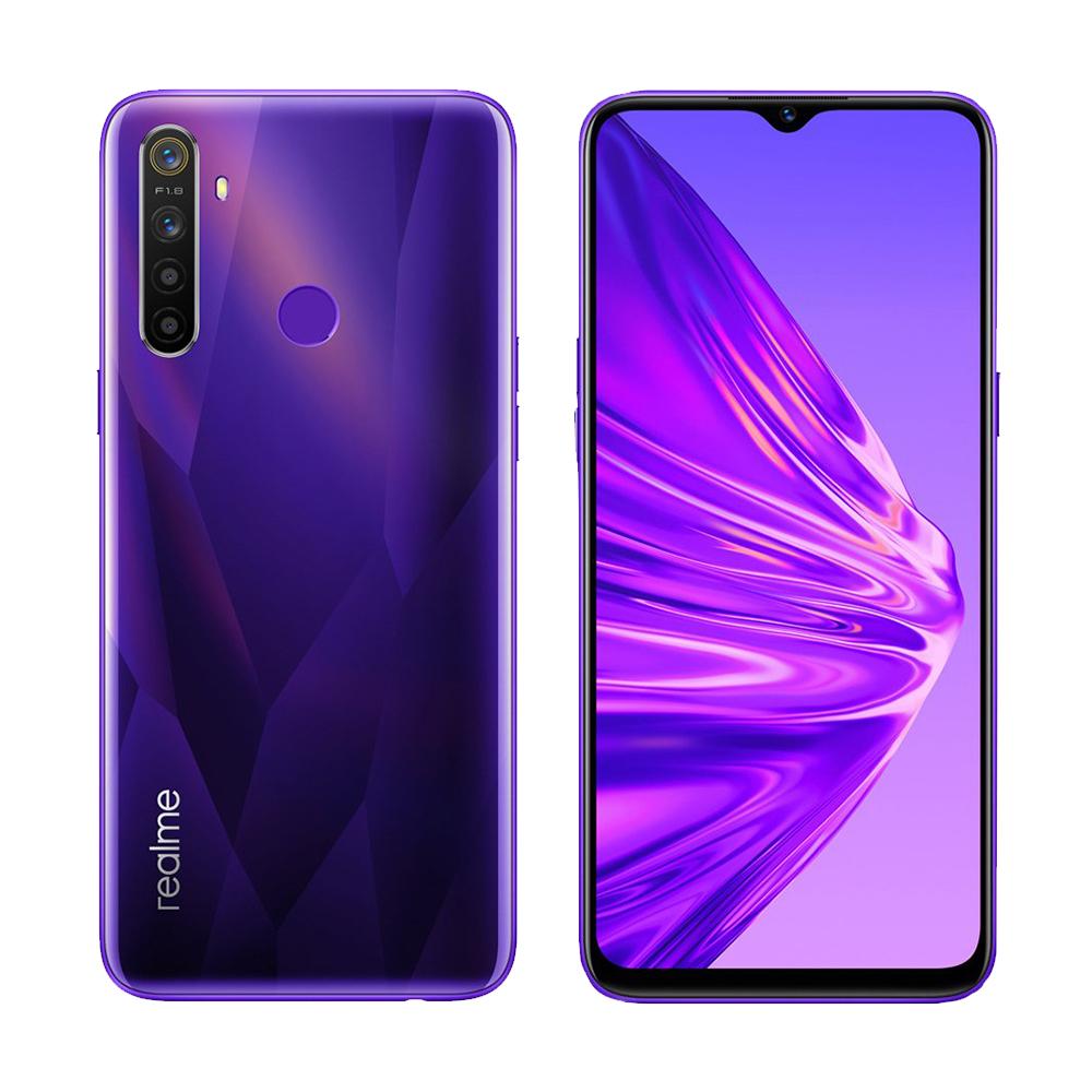 realme 5 (3+32) 紫