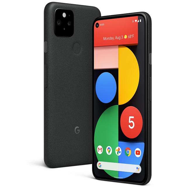 《現貨已售罄~敬請持續關注, 不定時少量到貨》Google Pixel 5 5G(8G+128G) 黑