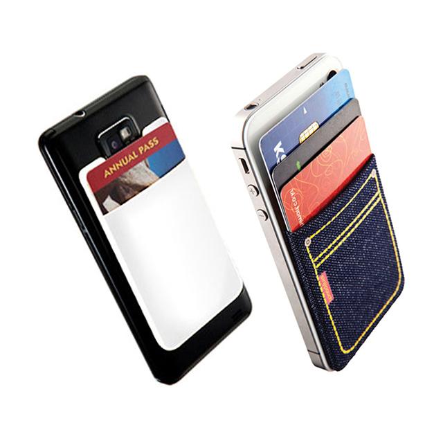 Sinji Pouch簡單生活手機背貼(不分色)