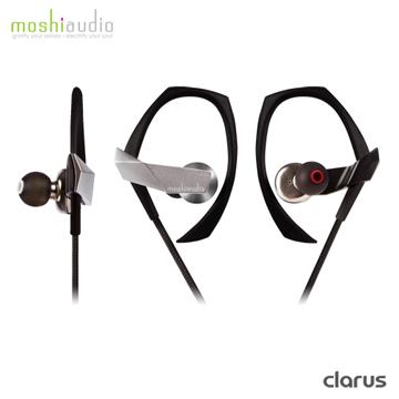 moshi Clarus 優質雙單體耳掛式耳機 ( MFi )