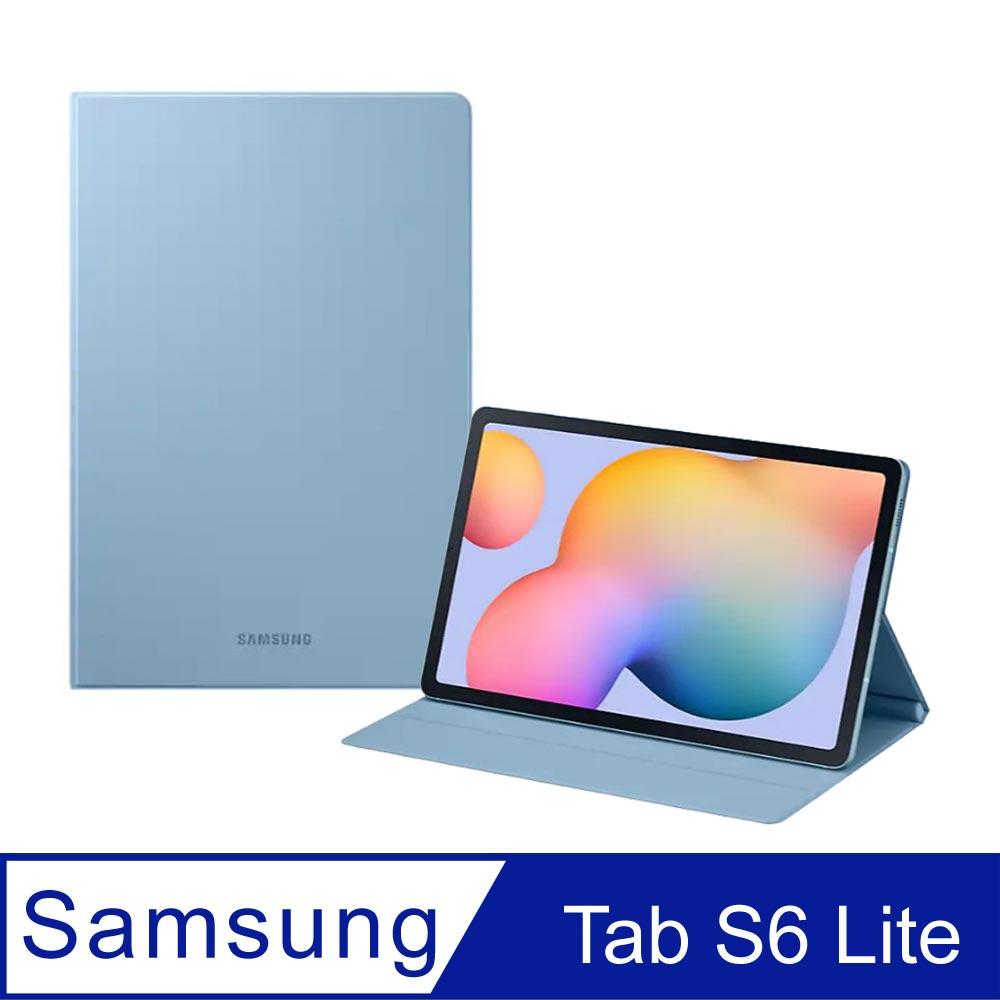 Samsung 三星 Galaxy Tab S6 Lite 原廠書本式皮套【藍 】