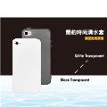 BENQ B506 清水套 果凍套 保護套 軟殼 手機殼 保護殼 背蓋-透明白