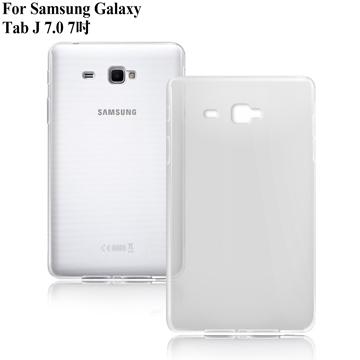 XM Samsung Galaxy Tab J 7.0 7吋薄型清柔隱形保護套