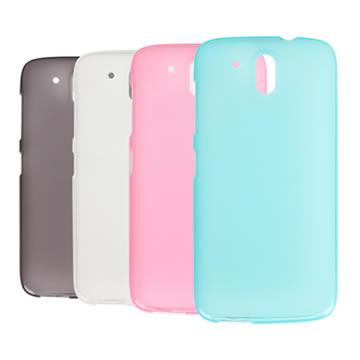 PIE HTC Desire 526 輕量氣質軟質保護殼