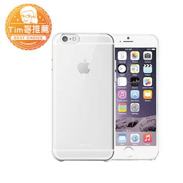 【norm+】金鋼盾手機保護殼 (iPhone6 plus /6s plus適用) -透明清水殼