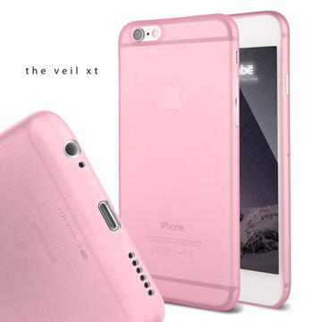 Caudabe The Veil XT 0.35mm超薄滿版極簡手機殼 for iPhone 6+/6s+