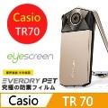 EyeScreen EveryDry Casio TR70 相機螢幕保護貼
