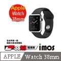 iMOS 蘋果 Apple Watch 38mm 3SAS 防潑水 防指紋 疏油疏水 螢幕保護貼