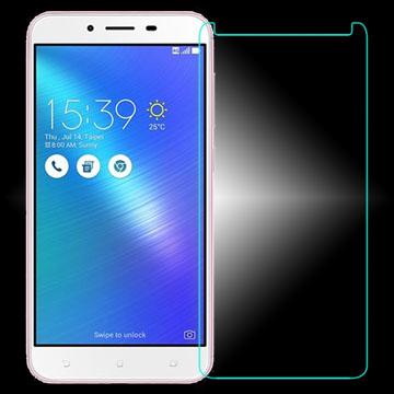 2入華碩ASUS Zenfone 3 MAX ZC553KL鋼化玻璃保護貼鋼化膜(非滿版)