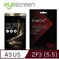 EyeScreen ZenFone 3 Deluxe 5.5吋( ZS550KL ) EverDry 9H抗衝擊 PET 螢幕保護貼