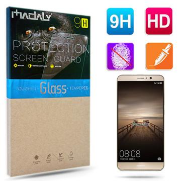 MADALY for Huawei Mate 9 5.9吋防油疏水抗指紋9H鋼化玻璃保護貼