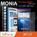 MONIA 富可視InFocus M310 / TWM A6S 日本頂級疏水疏油9H鋼化玻璃膜