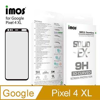 iMos Google Pixel 4 XL 神極3D 滿版玻璃 螢幕保護貼
