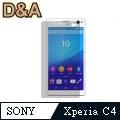 D&A SONY Xperia C4 日本原膜AG螢幕保護貼(霧面防眩)