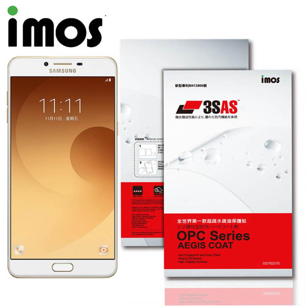 iMOS三星Samsung Galaxy C9 Pro 3SAS防潑水防指紋疏油疏水螢幕保護貼