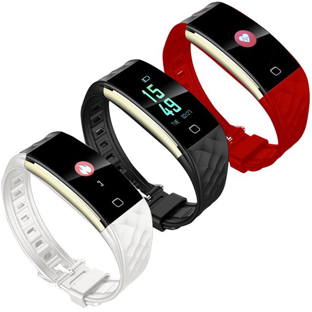【IS愛思】ME21HO 彩色顯示屏運動健康管理智慧手環