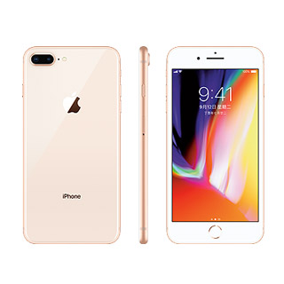 Apple iPhone 8 Plus (64G)-金色(MQ8N2TA/A)