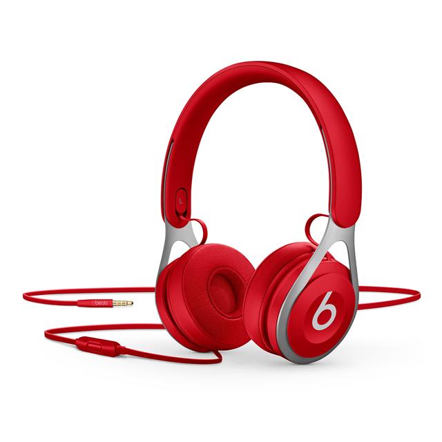 Beats EP 頭戴式耳機 - 紅色 (ML9C2PA/A)