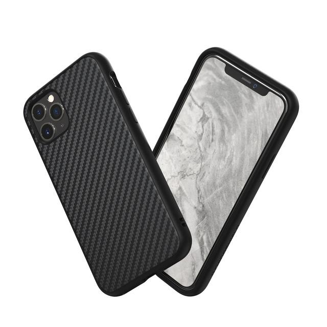 犀牛盾 SolidSuit 防摔背蓋手機殼 - iPhone 11 Pro 碳纖維(SSA0114749)