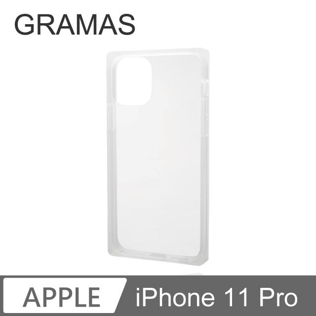 GM iPhone 11 Pro 防摔漾玻透明手機殼-(透明)
