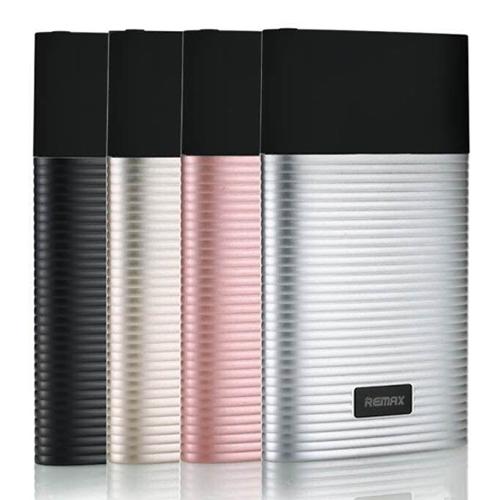 Remax10000mAh香水瓶粉紅,蘋果/安卓雙輸入行動電源,出門只要一條線