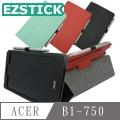 宏碁 ACER Iconia One 7 B1-750 平板專用防電磁波皮套(背夾旋轉款式)