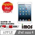 iMOS Apple iPad mini 4 3SAS 防潑水 防指紋 疏油疏水 螢幕保護貼