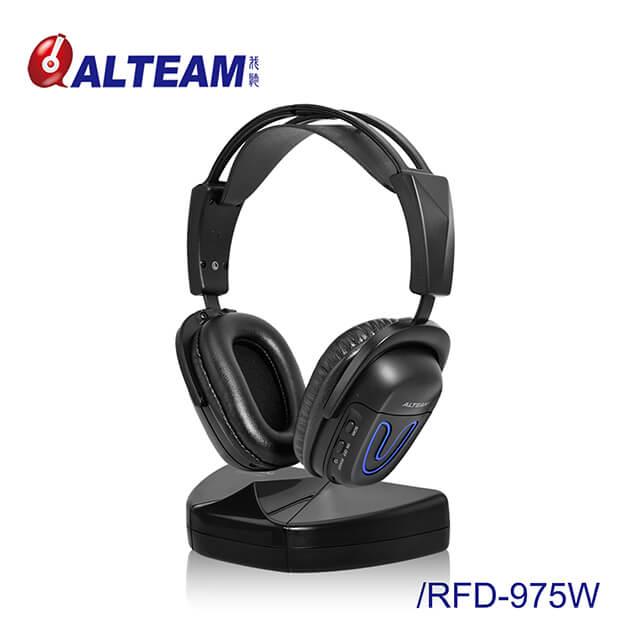 ALTEAM RFD-975W 2.4G耳罩式耳機