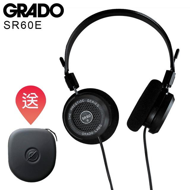 GRADO Prestige SR60e 單體升級版 美國製 開放式頭戴耳機