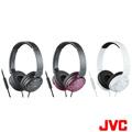 JVC HA-SR525 輕量型舒適質感頭戴式耳罩(智慧線控/麥克風)