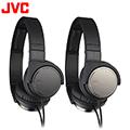 JVC HA-S500 高音質立體聲頭戴折疊式耳機