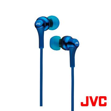 JVC HA-FX26 時尚繽紛入耳式耳機
