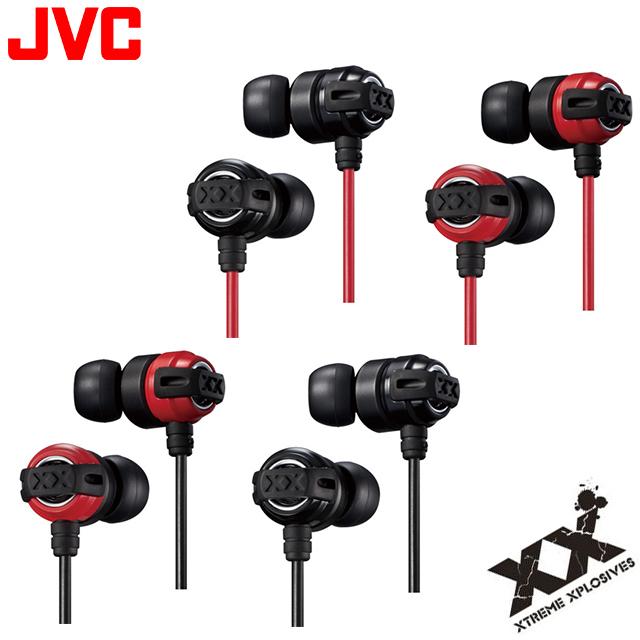 JVC 新XX系列入耳式高音質耳機 HA-FX11X