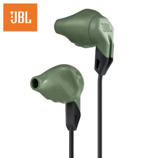JBL Grip100 人體工學運動防汗耳機(橄欖綠)