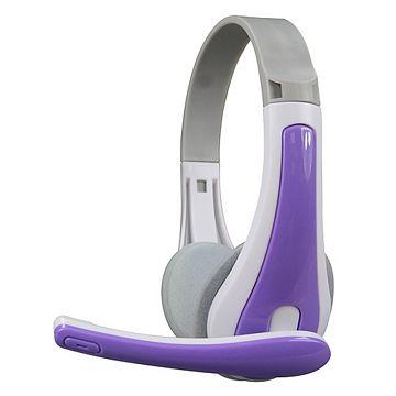 KINYO玩色立體聲耳機麥克風(EM-3630)