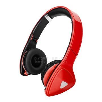 【KINYO】手機專用耳機麥克風IPEM7000魅力紅