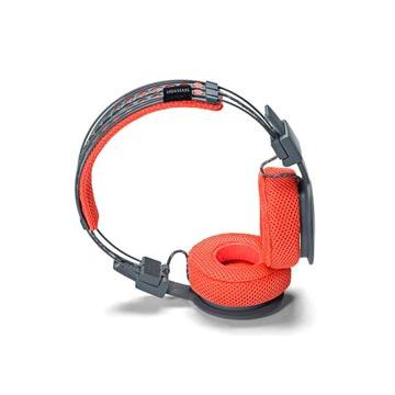 Urbanears Active Hellas運動款耳罩式藍牙耳機-奔騰(紅)