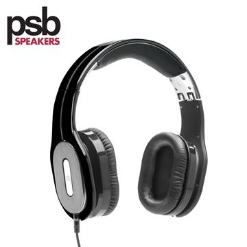 PSB - M4U 1高保真頭戴式耳機(黑色)