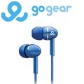 GoGear GEP3000 耳道式耳機 藍