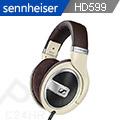 [福利品] 聲海 SENNHEISER HD599 開放式 頭戴耳機