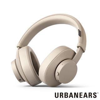 Urbanears 瑞典設計 Pampas 全罩式藍牙耳機(杏仁棕)