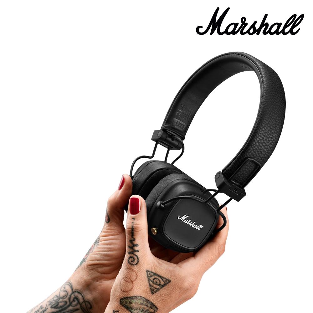 Major四代新上市Marshall Major IV 藍牙耳罩式耳機