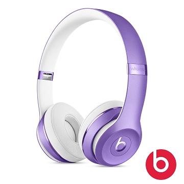 Beats Solo3 Wireless 頭戴式無線耳機(紫羅蘭)