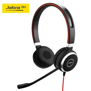 Jabra Evolve 40商用有線耳機