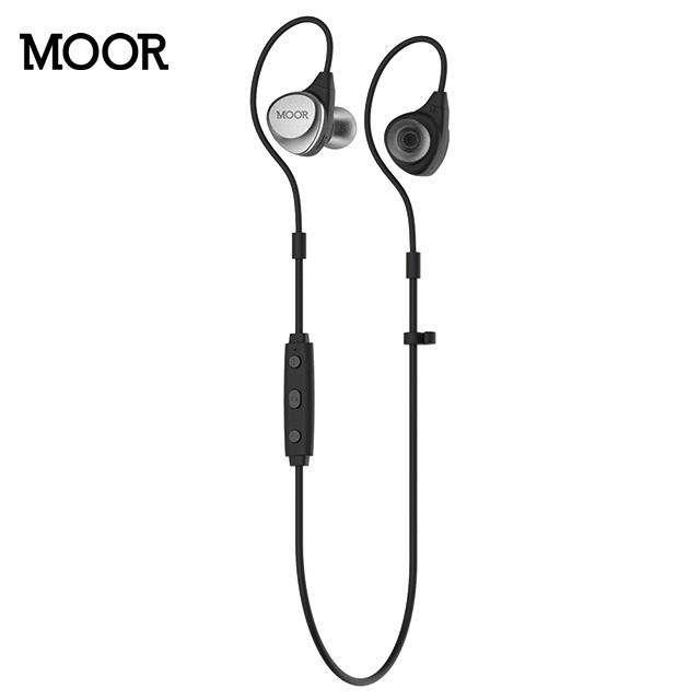 MOOR DR4無線藍牙立體聲音樂運動耳機
