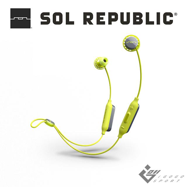 Sol Republic Relays 藍牙運動耳機運動美學 精巧耀眼 極致輕量 穩定不掉落
