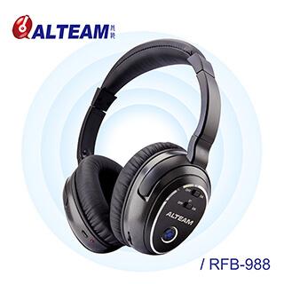 ALTEAM我聽 RFB-988 藍牙音效耳機