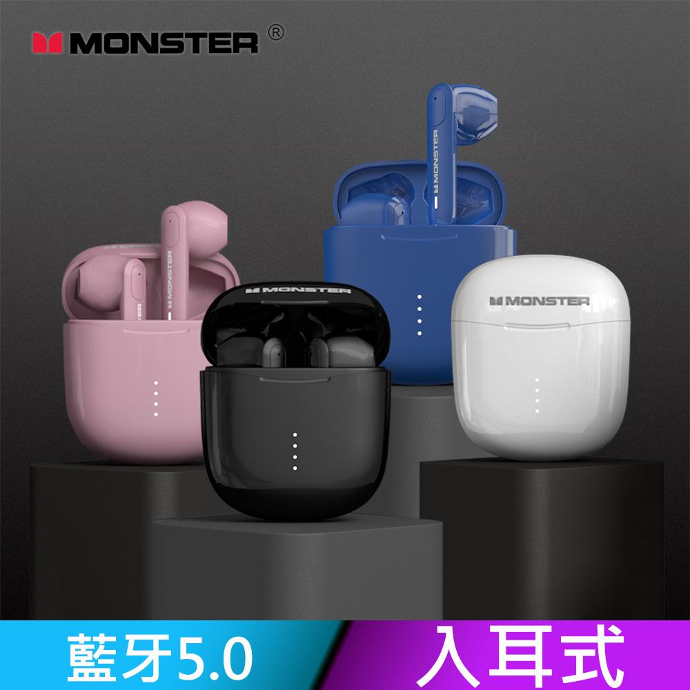 MONSTER Clarity 107 AirLinks 藍牙5.0無線耳機