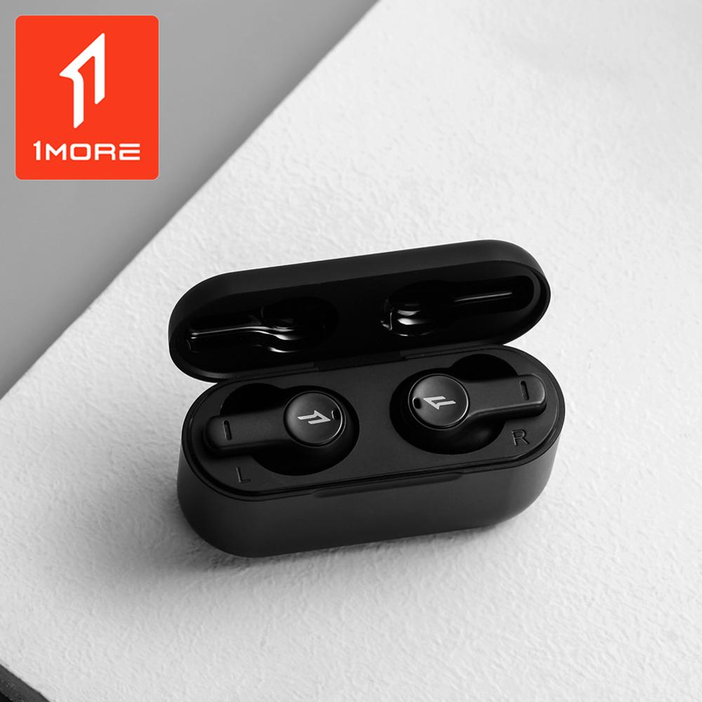 【1MORE】PistonBuds 真無線耳機 / ECS3001T / 炭黑