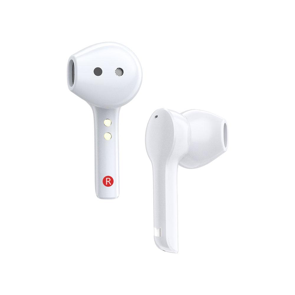 Monster Clarity 550 LT 耳塞式真無線藍牙耳機(白色)